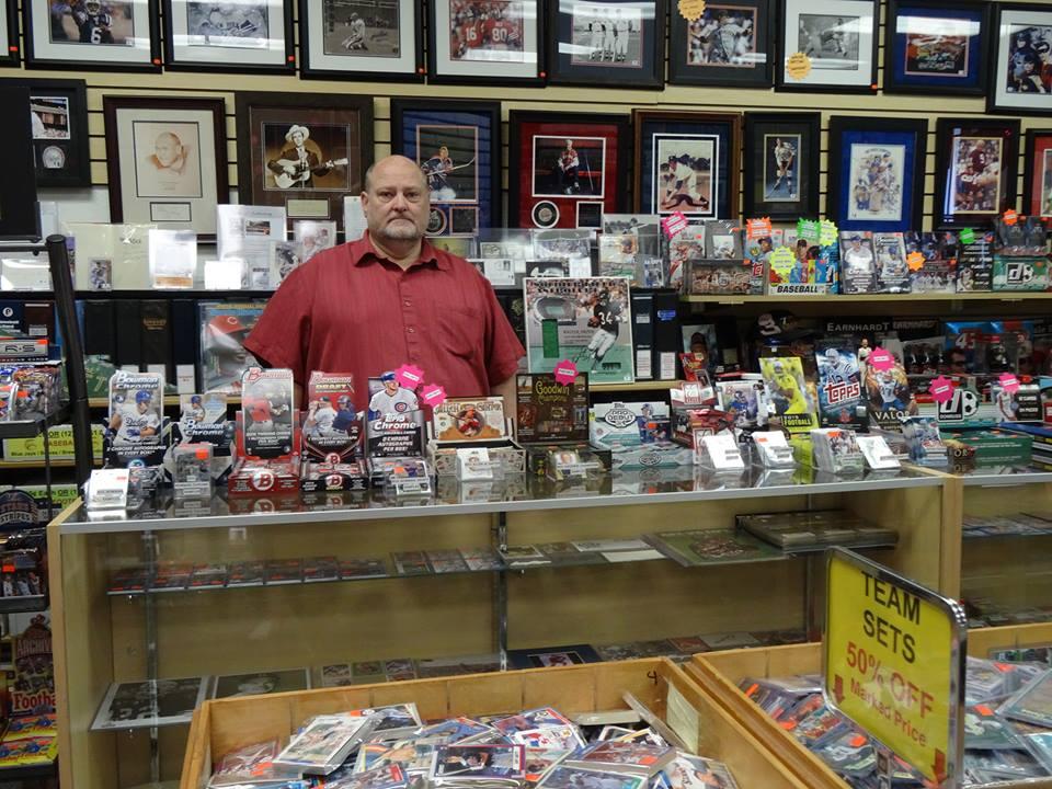 John Staples shop owner