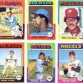 1975 Topps baseball set