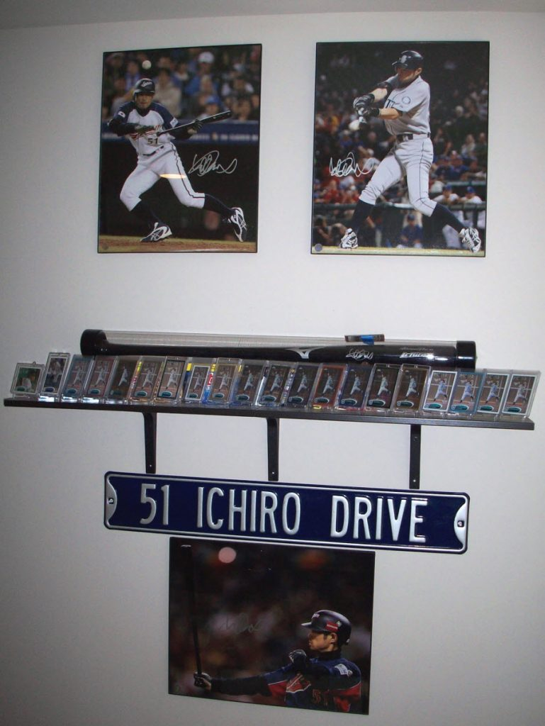 Ichiro Collection Tony Yi