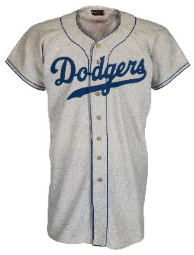 1955 Sandy Koufax Brooklyn Dodgers jersey