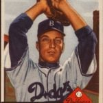 Best Rookie Baseball Cards of the 1950's