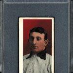 1910 Williams Caramel Honus Wagner E103