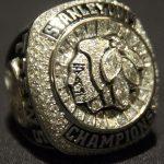 Stanley Cup ring Blackhawks