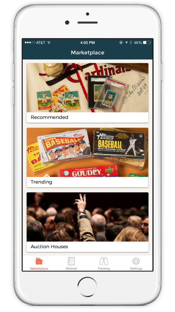 Collectable-App