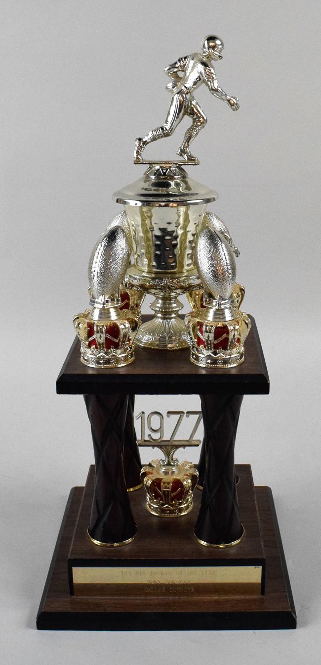 Tony Dorsett trophy