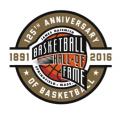 125th anniversary Basketball Hall of Fame