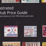 Ticket Stub Price Guide book