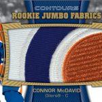 Connor McDavid Contours hockey 2015-16