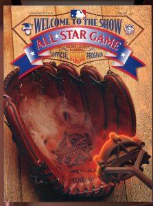 MLB 1995 All-Star program