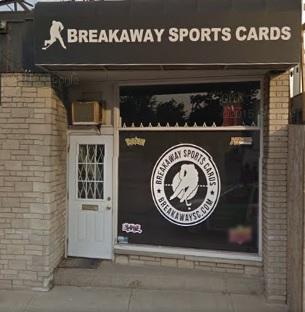 Breakaway Sports Cards Canada