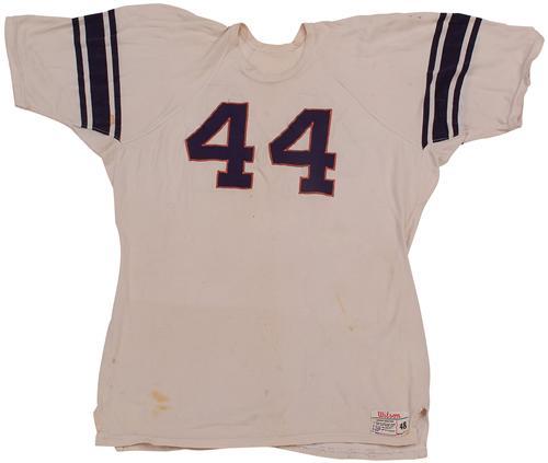 Syracuse jersey Ernie Davis