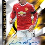 Topps Premier Gold Wayne Rooney autograph