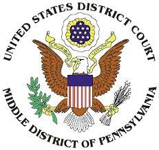 US District Court Middle Pennsylvania