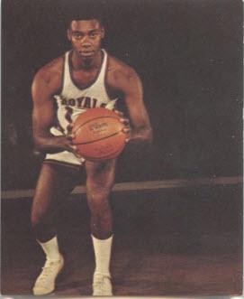 Oscar Robertson 1964 Kahn's basketball card