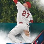 Mike Trout 2016 Topps