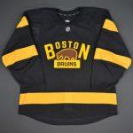 Throwback Boston Bruins jersey