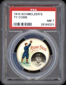 Schmelzers Ty Cobb 1910