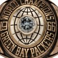 Super Bowl I ring Jerry Kramer