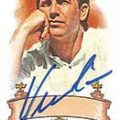 2016 Topps Allen Ginter Kevin Costner autograph