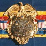Championship belt Tony Zale