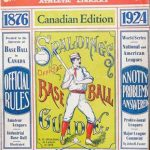 1927 Spalding Baseball Guide