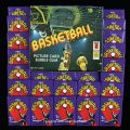Topps basketball 1972-73 box
