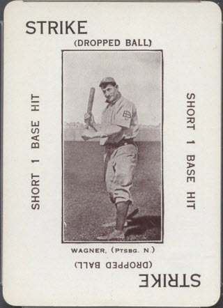 Polo Grounds Honus Wagner 1914