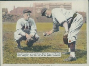 Honus Wagner 1936 National Chicle with <a rel=