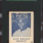 Blue Tint Jackie Robinson 1948