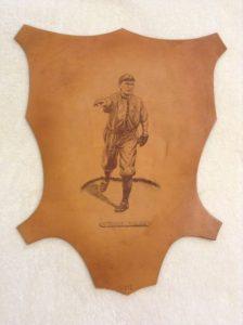 1912 L1 Leather Baseball Premium Turkish Trophies