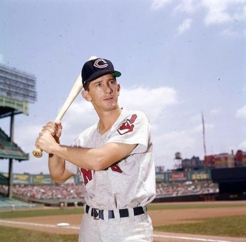 Cleveland Indians Billy Martin 1959