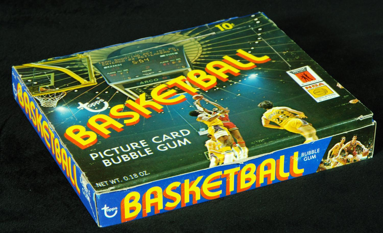 Topps Basketball 1972-73