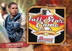 Arizona Fall League Relic 2016 Bowman Chrome