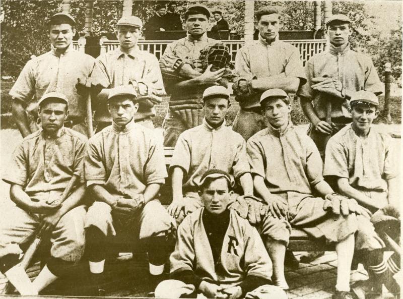 Babe Ruth 1912
