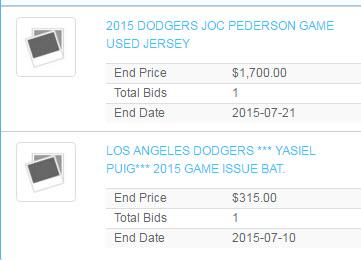 Dodgers listings