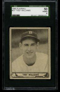 1940 Play Ball Williams