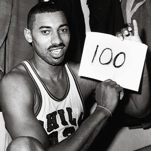 Wilt Chamberlain 100 points