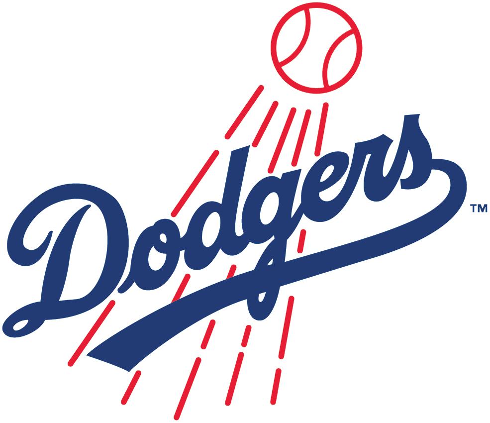 Dodgers team logo