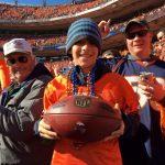 Peyton Manning touchdown pass 578 football