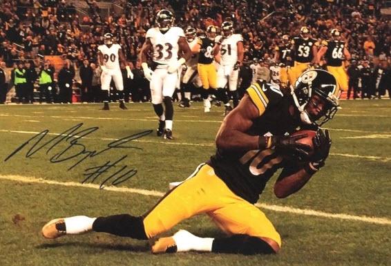 Martavis Bryant signed photo