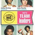 New York Nets Team Leaders 1974-75