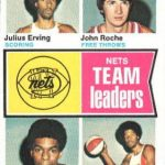New York Nets Team Leaders 1974-75