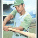 Reggie Jackson 1970 Topps