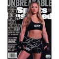 Autographed Ronda Rousey Sports Illustrated magazine