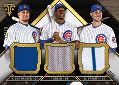 Relic Combo2016 Topps Triple Threads