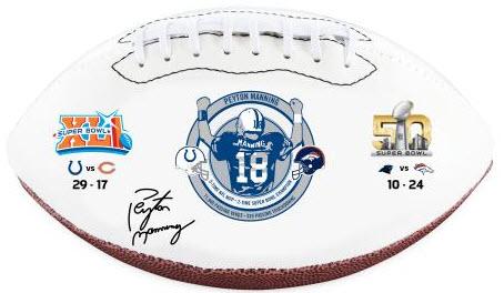 Peyton Manning retirement logo