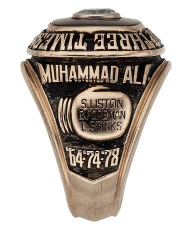 Ali ring
