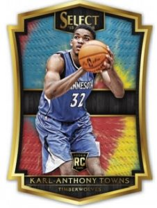 2015-16 Select Basketball Karl Anthony-Towns