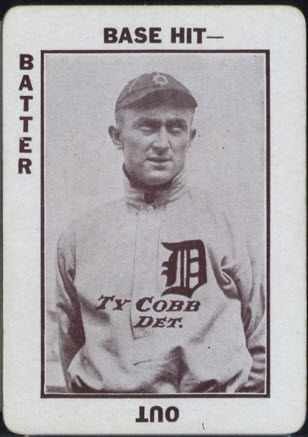 Ty Cobb 1913 National Game