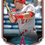 Mike Trout 2016 Topps Stickers